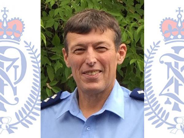 Inspector Kevin J Taylor