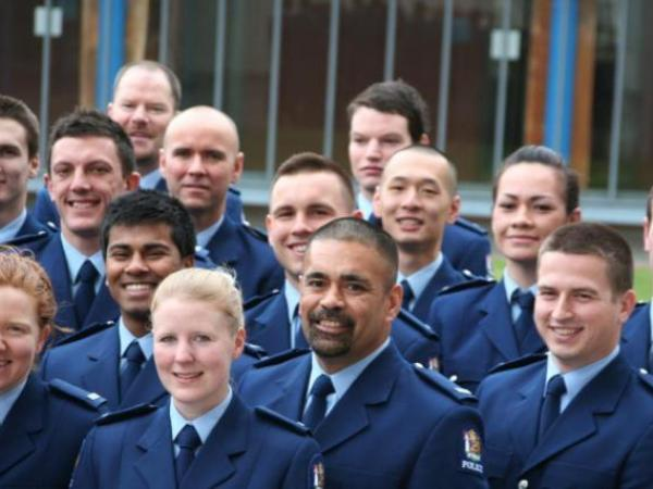 Constables who graduated on 8 August 2013 reflect New Zealand's increasingly diverse communities.