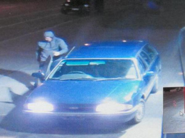 Police would like to speak with this male who may have seen something in regards to the Wastebusters Arson.