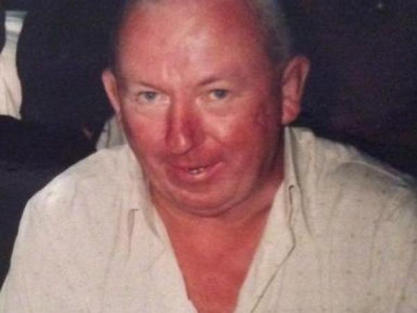 Missing person Raymond Neil Finnie - known as Neil