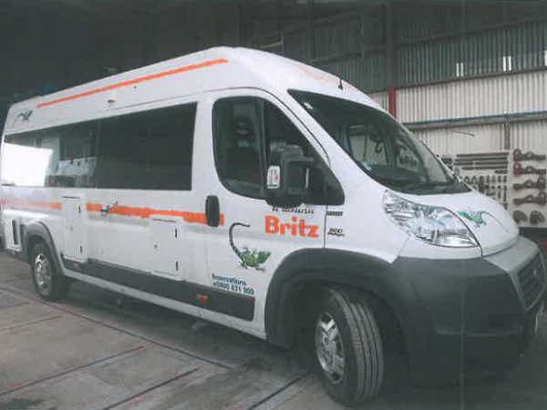 Police are still interested to hear of any sightings of a Britz campervan on the Bluff Highway.