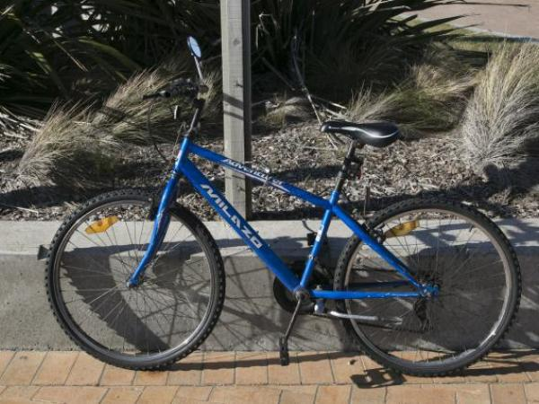 Bicycle believed to have been used by man found on New Brighton beach