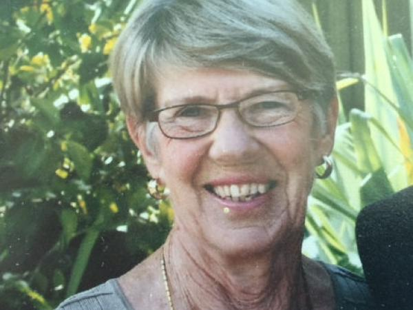 Barbara Thompson has been missing since this morning