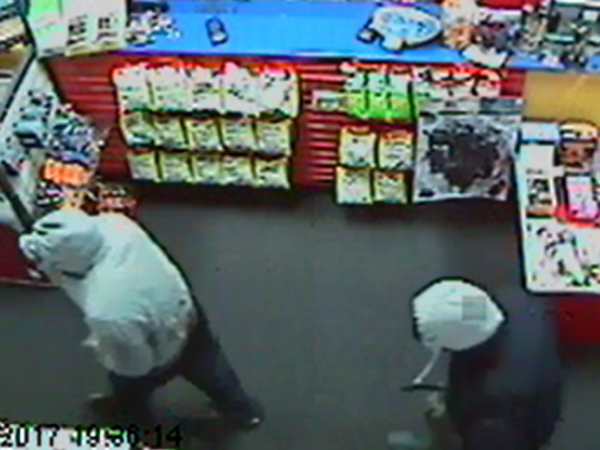 Police would like to hear from anyone who may know whose these people are.