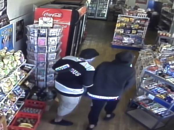 Offenders in Palmerston Minimart robbery 1