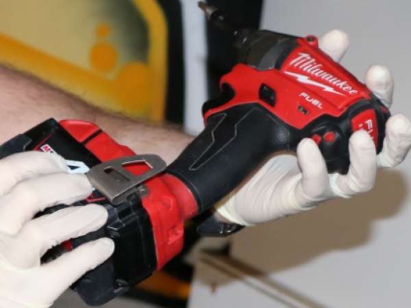 Prevent tool theft