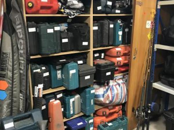 Stolen property recovered in Tauranga