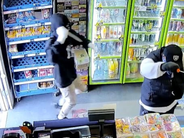 River Road Aggravated robbery