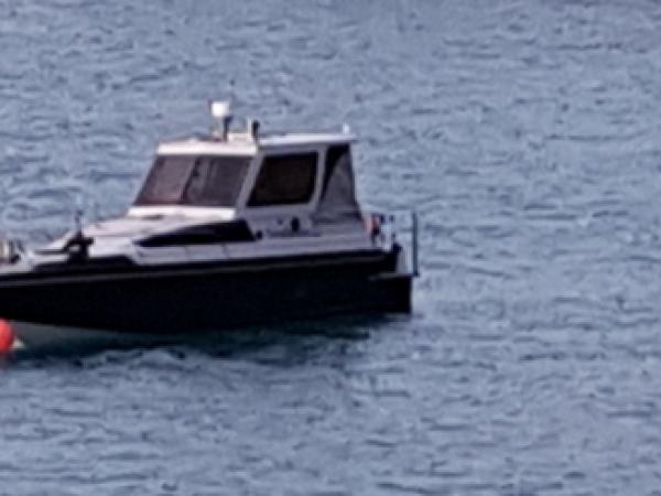 Boat - Lake Wakatipu
