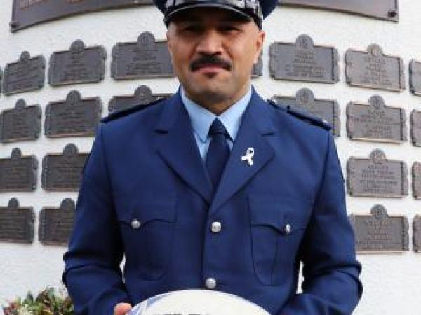 Constable Andrew Ma'ilei