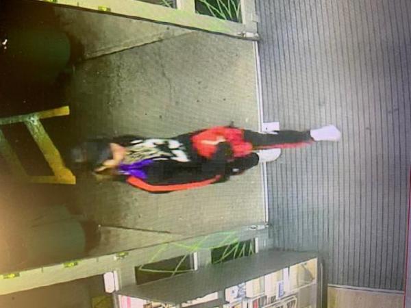 Wanted to identify - Edgeware stabbing
