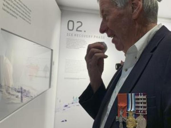 Retired Inspector Greg Gilpin reviews the Operation Overdue exhibition.