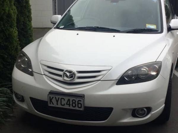 Quinn vehicle