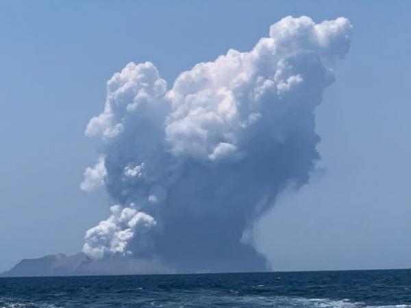 Whakaari / White Island search has been suspended