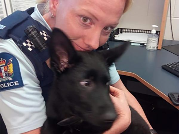 Constable Naomi McRae passed away on Saturday, February 15, with family by her side.
