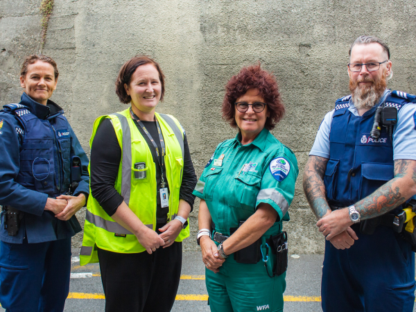 Mental Health Co-Response Teams