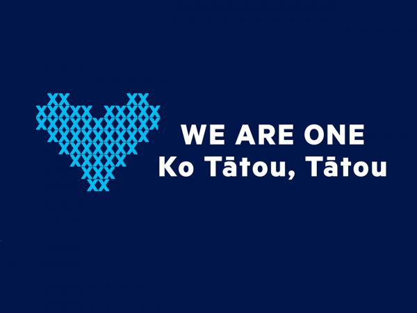 We are one - ko tatou, tatou