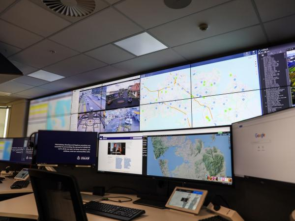 Three district command centres will be combined into one based at the Tāmaki Makaurau Deployment Centre.