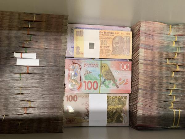 Hundreds of thousands of dollars has been recovered
