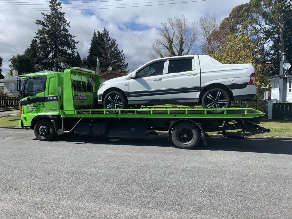 Ute seized in Bay of Plenty/Waikato operation