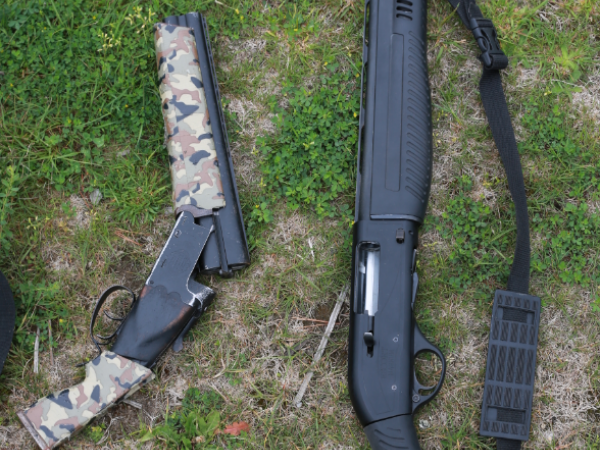 Firearms recovered at Lake Hawea property