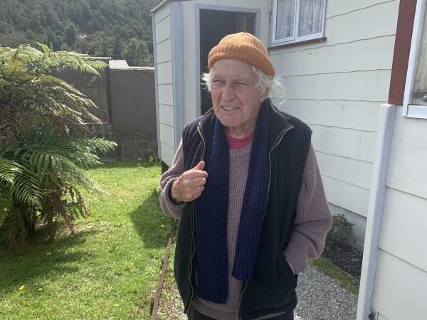 Ian McKinley, who was last seen leaving his home address around 1pm
