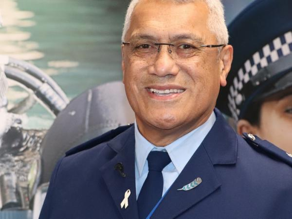 New Superintendent Fata Willi Fanene