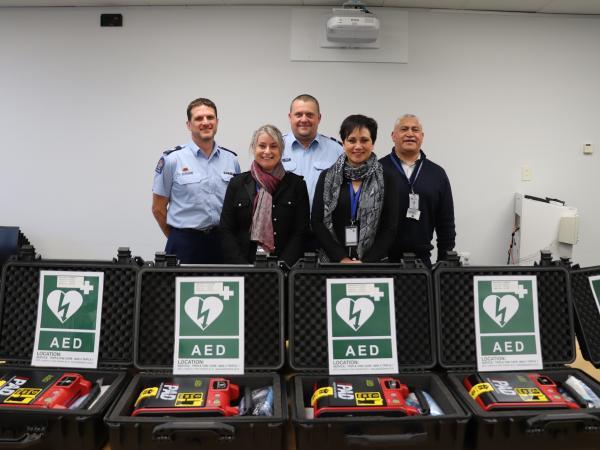 NRPC AED