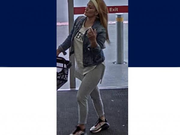 Amaria was last seen at a New World on August 4
