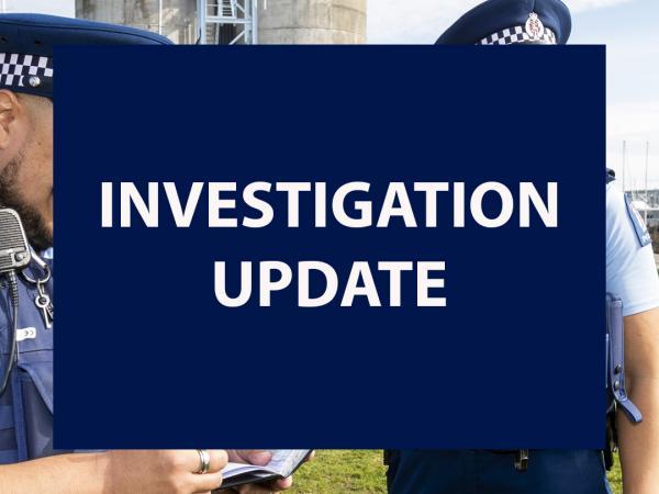 Media release - Investigation update v2