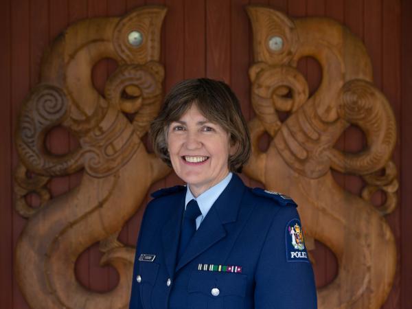 Senior Sergeant Claire Bibby.