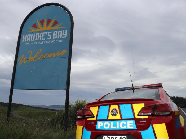 Hawke's Bay Police have increased their visibility on the Napier-Taupō Road.