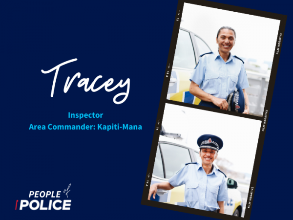 People of Police - Tracey