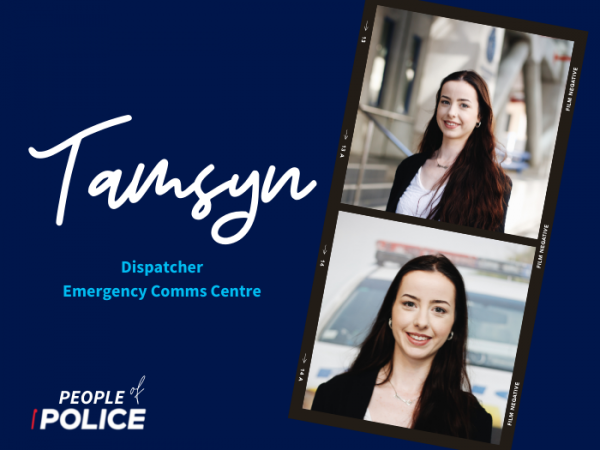People of Police graphic - Tamsyn