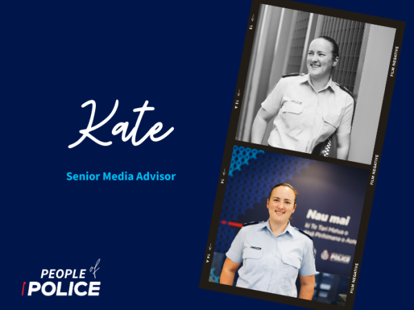 People of Police - Kate