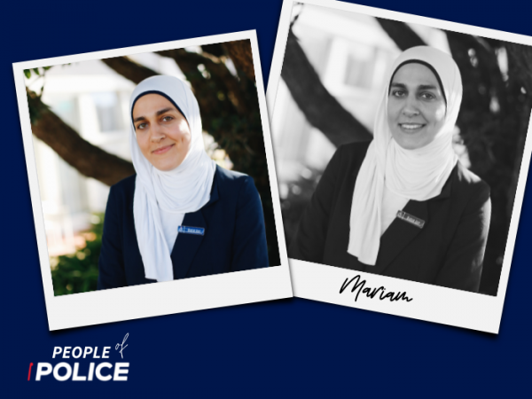 People of Police: Mariam's photo