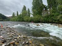 Pair rescued from the Motueka River on Sunday