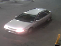 Vehicle sought in relation to aggravated robbery
