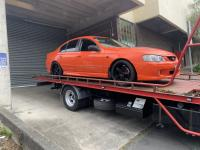 Operation Typhoon: seized Ford Falcon