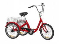 Red Gomier tricycle