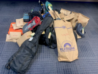 Recovered property believed to have been stolen in the Western Bay of Plenty.