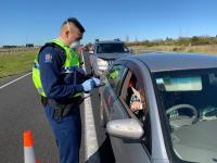 Labour Weekend checkpoint