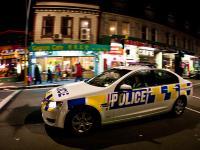 Policing activity at night