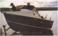 1994 Fyran 525 alloy runabout