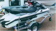 Yamaha Waverunner XL1200 White hull with