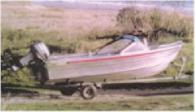 1991 Fyran 380 alloy runabout