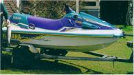 1996 Yamaha Waveventure 700cc 3 seater.
