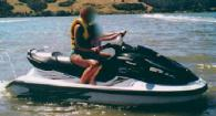 1998 Yamaha Waverunner 1200XL White hull