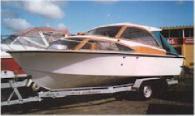 Pelin Cabin Cruiser. 22ft