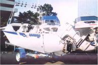 1996 Ramco Fishmaster 580